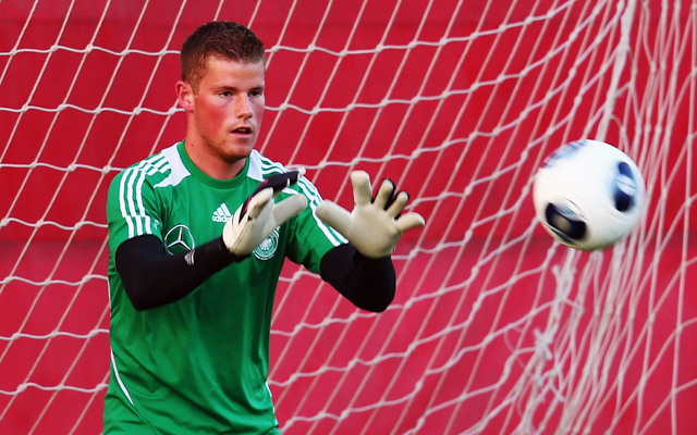 Media reports claim Liverpool will target German wonderkid to replace Simon Mignolet