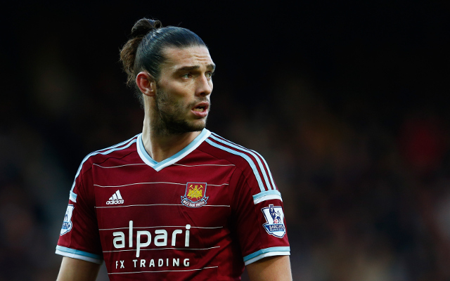 Andy Carroll names Liverpool ace toughest opponent: 'Oh my God,' 'I couldn't play against him'