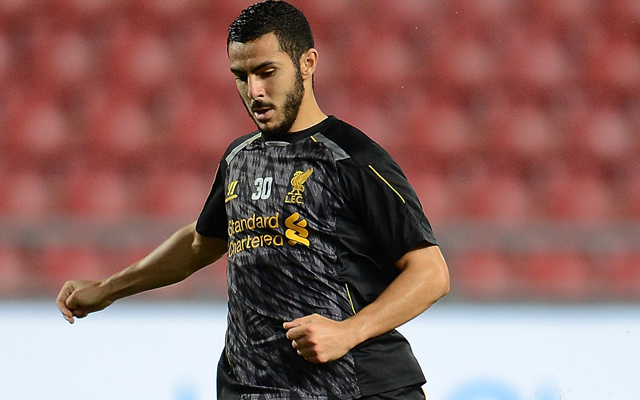 Oussama Assaidi has parting dig at Brendan Rodgers and Liverpool