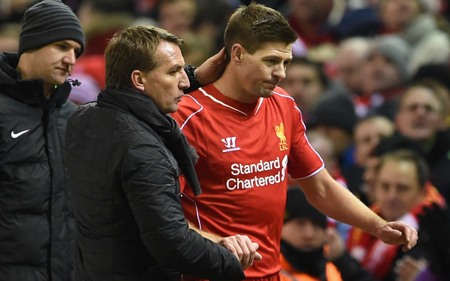 Brendan Rodgers' six best decisions as Liverpool manager this season
