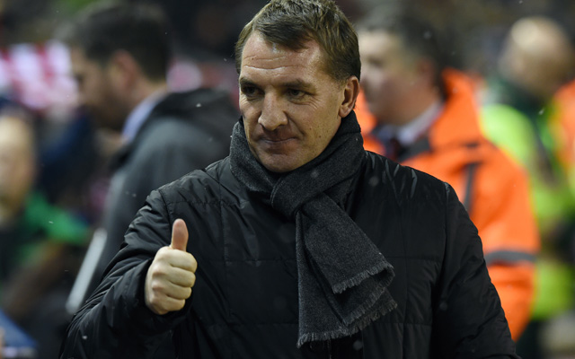 Brendan Rodgers confirms Liverpool want to sign top class players this summer