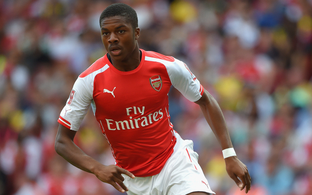 Liverpool eye signing of Arsenal striker this summer