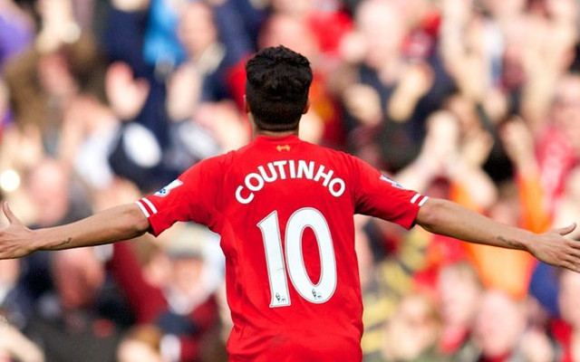 (Video) Coutinho grabs MAGIC goal to win FA Cup tie!