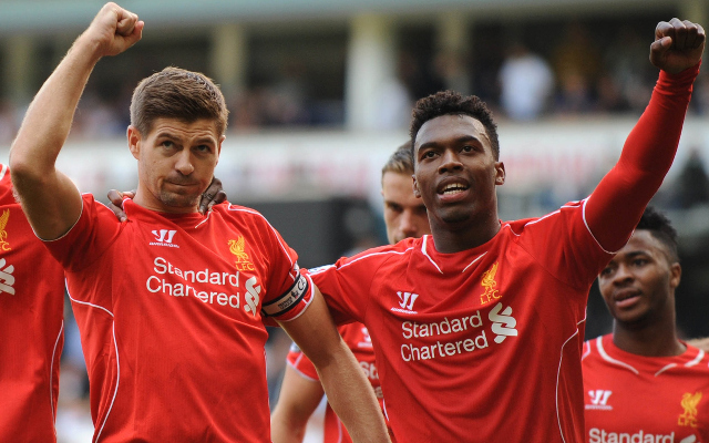 Liverpool predicted XI v Everton: Daniel Sturridge to start, Steven Gerrard in the centre