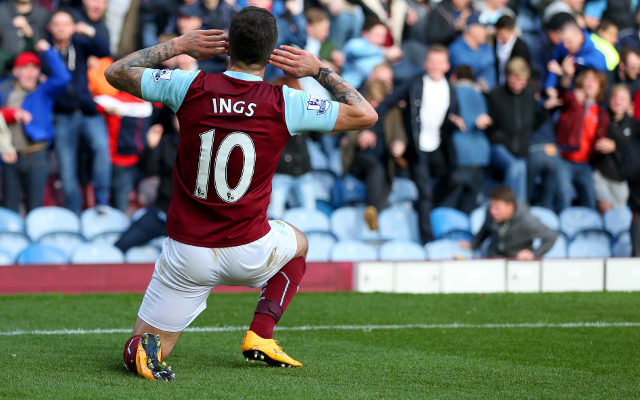 Liverpool fans on Twitter are not especially happy at the Danny Ings news…
