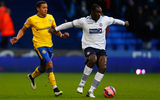 Emile Heskey talks Bolton, Liverpool and emotional Anfield return