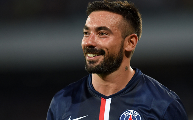 Newspaper reports continue to link Reds with Ezequiel Lavezzi move