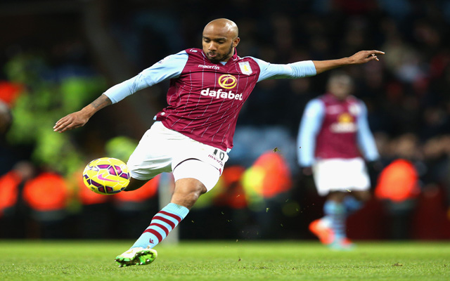 Liverpool continue transfer battle with Aston Villa over Fabian Delph and Easah Suliman