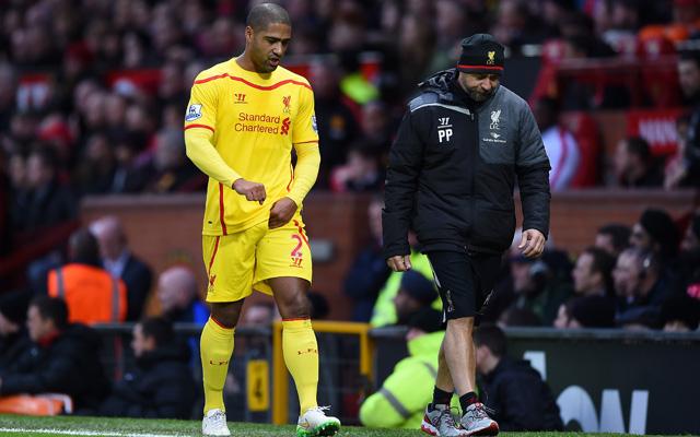 Brendan Rodgers wants to keep Glen Johnson at Liverpool next season