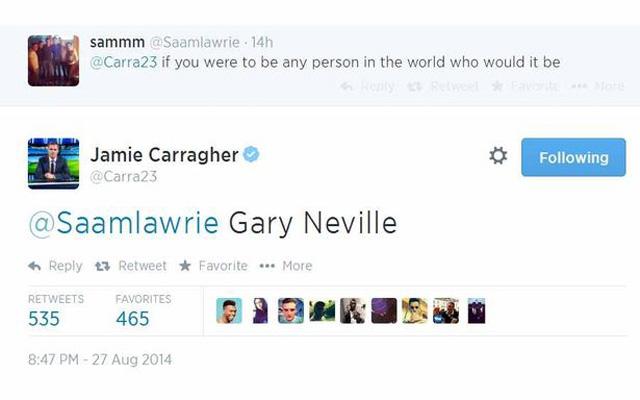 Jamie Carragher Tweet 10