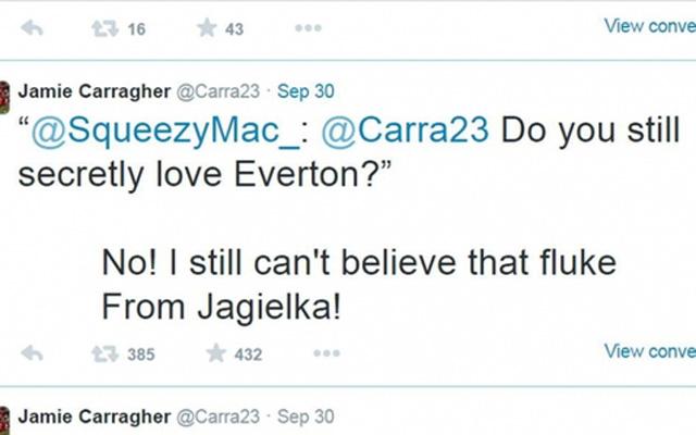 Jamie Carragher Tweet 7