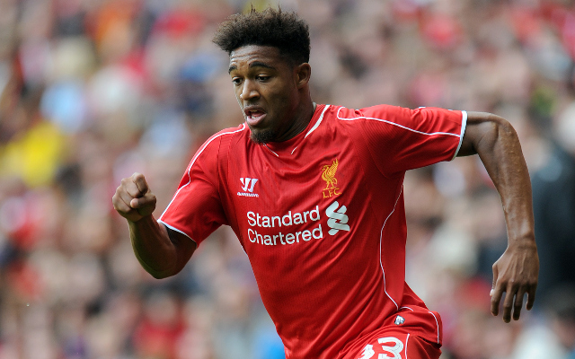 Liverpool's Jordon Ibe has suffered knee ligament damage