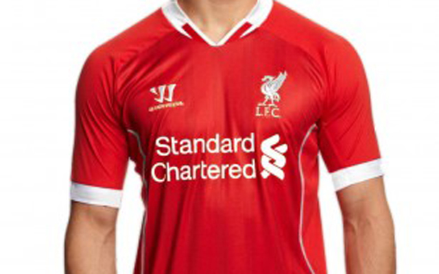 Watch Liverpool's 2015-16 kit reveal live here at 1.45pm BST