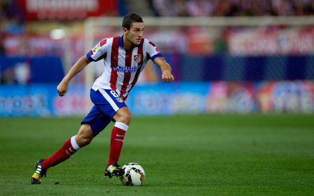 Koke sets out offensive game-plan to beat Liverpool at Anfield
