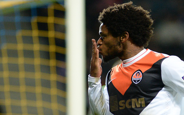 Luiz Adriano discusses future transfer plans