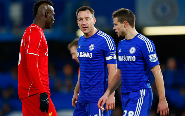 John Terry sides with Raheem Sterling, with sly dig at Liverpool
