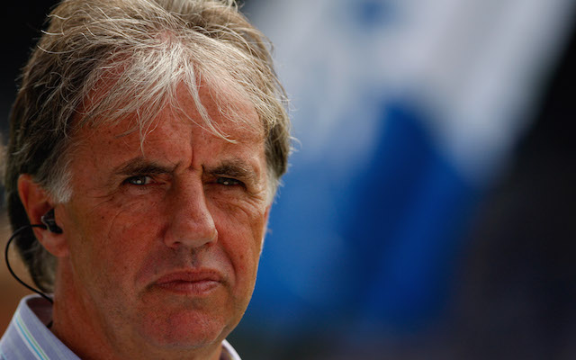 Mark Lawrenson explains the benefits of our 'back- three'