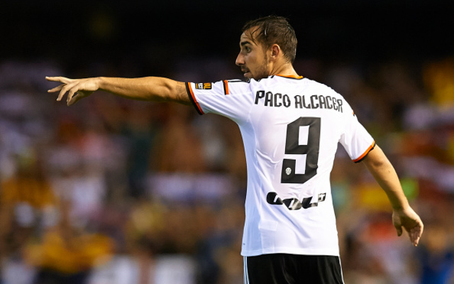 Reds make enquiry for Spanish international, who's notched five goals this term