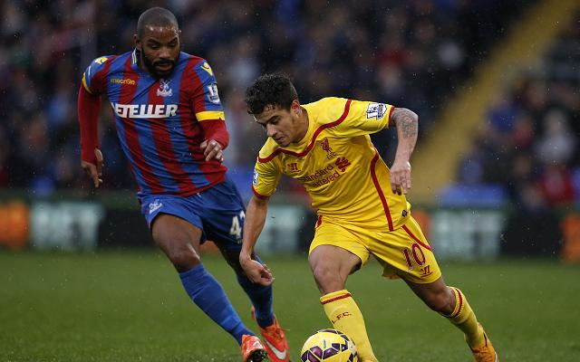 Liverpool legend lauds 'outstanding' Coutinho