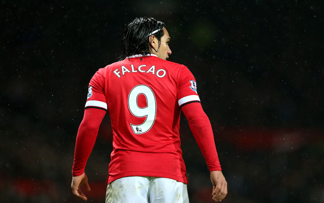 Liverpool reportedly watching Radamel Falcao situation with interest
