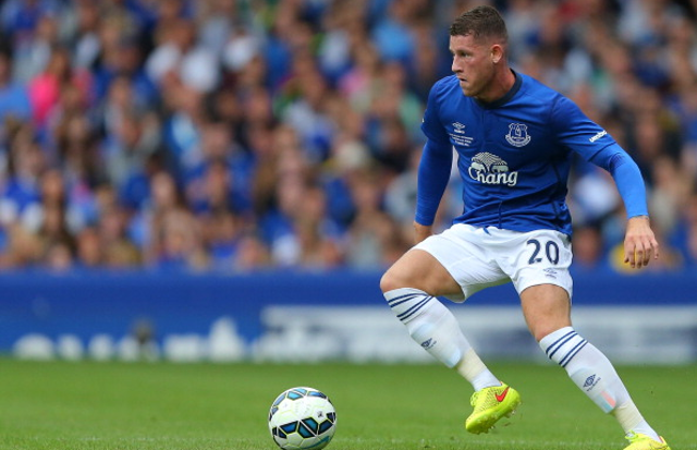 (Video) Ross Barkley punched in face in Liverpool bar