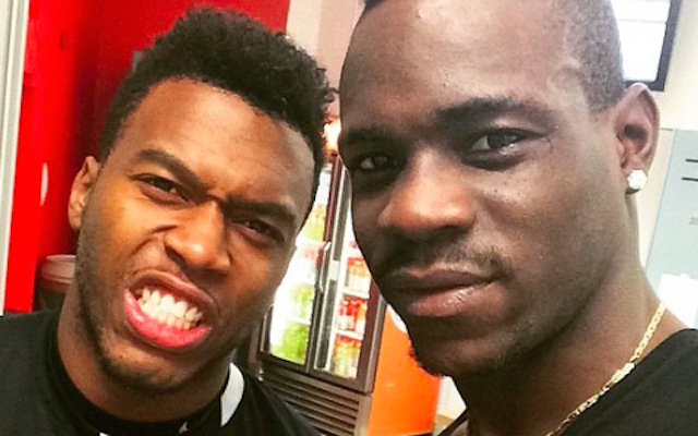 (Image) Sturridge hints at audacious forward line on return from injury