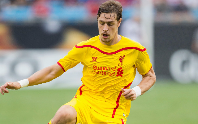 Out-of-favour Liverpool defender Sebastian Coates hopes to stay in England