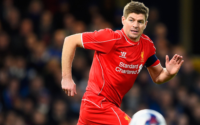 Steven Gerrard talks FA Cup while Liverpool drop big hint over whether he'll play