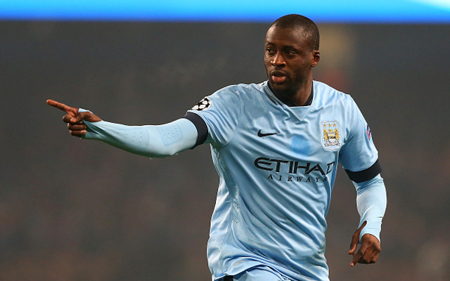 Manchester City midfielder's agent says client would consider Liverpool move