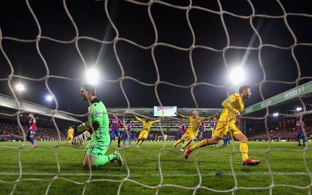 How Twitter reacted to Crystal Palace 1-2 Liverpool – Moreno, Lallana, Lovren and more