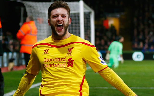 Southampton boss expects fiery reception for Liverpool star Adam Lallana