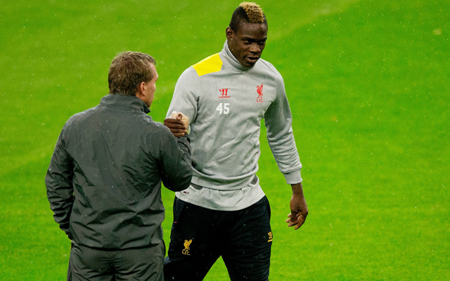 Mario Balotelli takes to Instragram with cryptic 'Someone doesn't like me' Liverpool post