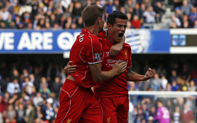 Liverpool player ratings v Bolton, with Sterling & Coutinho snatching late win