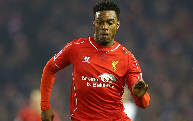 Daniel Sturridge reveals the Italy legend who inspired him to greatness