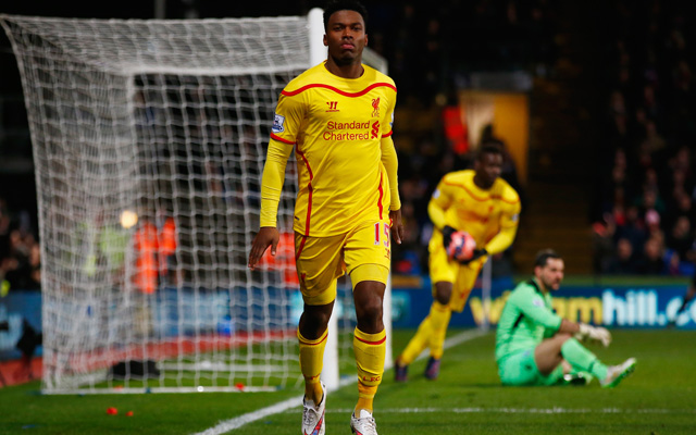 Liverpool striker Daniel Sturridge says every game is a big game
