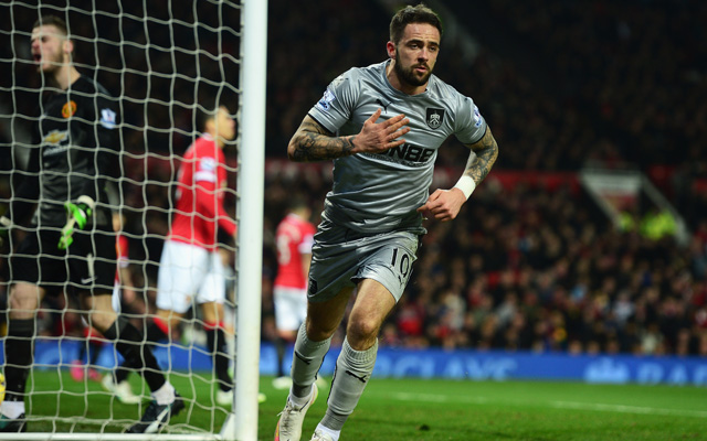 Danny Ings transfer twist: Sean Dyche urges Liverpool target to remain in England