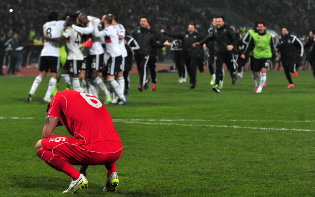 (Video) Liverpool lose on penalties – how disappointing was this Dejan Lovren effort