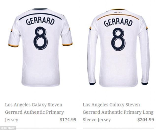 Gerrard - LA Galaxy