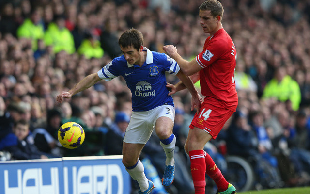 Jordan Henderson claims Liverpool need to dominate Everton from 'start to finish'