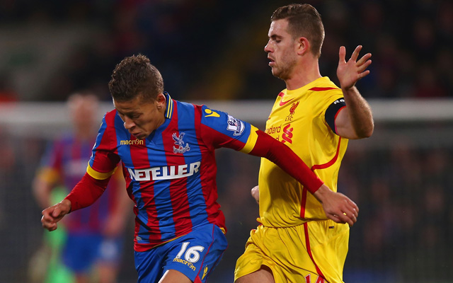 Liverpool player ratings v Crystal Palace, as Jordan Henderson and Simon Mignolet impress