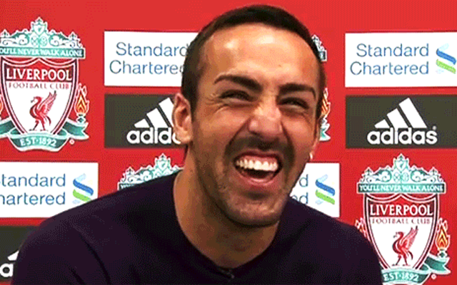 Jose Enrique 'angry' he's not playing for Liverpool v Villarreal, says he 'has high morals'