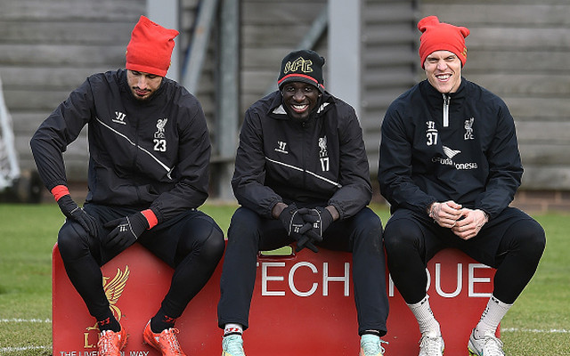 How Liverpool could line up without Steven Gerrard & Lucas – Young German moves to the middle…