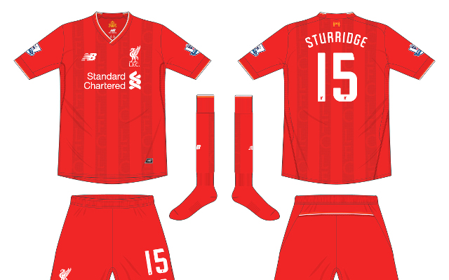 Liverpool confirm 'record' new sponsorship deal for next