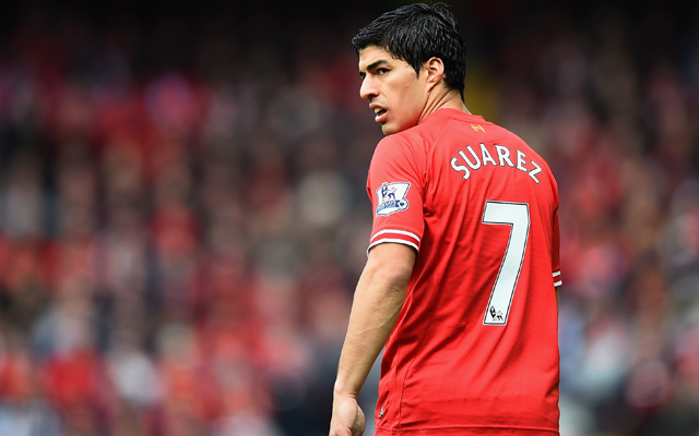 Luis Suarez promises to only ever play for Liverpool if he comes back to England
