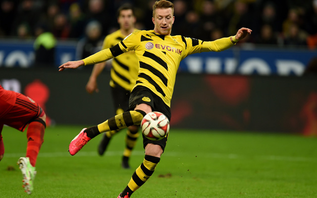 Marco Reus hails LFC strikeforce ahead of showdown