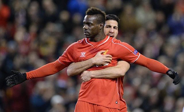 How Liverpool should start v Besiktas: Mario Balotelli & Daniel Sturridge up top
