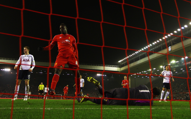 (Video) Watch this… Mario Balotelli didn't just score last night – he worked his socks off!