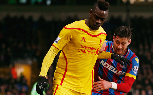 Five things we learned from Liverpool win over Crystal Palace, including Joe Allen and Mario Balotelli