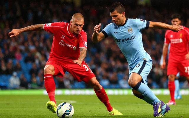 Liverpool Vs Man City: Five key battles – Including Skrtel and Coutinho