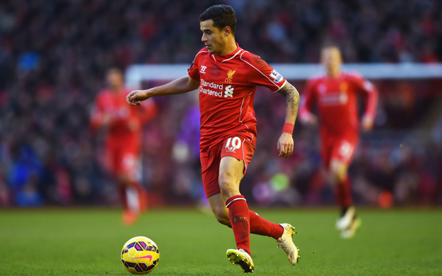 (Video) Coutinho's dazzling skill during the first-half v Bolton